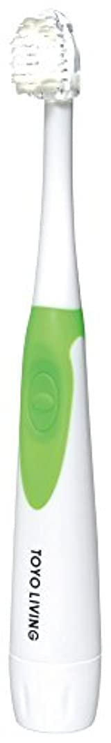 子孫ソフトウェア知覚東洋リビング 【歯周病対策に】 光る歯ブラシ ベルデンテ TL BR-BL 1P