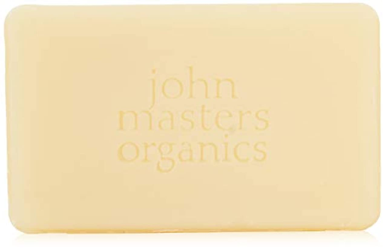 ペン提供されたバイオリニストジョンマスターオーガニック ラベンダーローズゼラニウム&イランイランソープ 128g