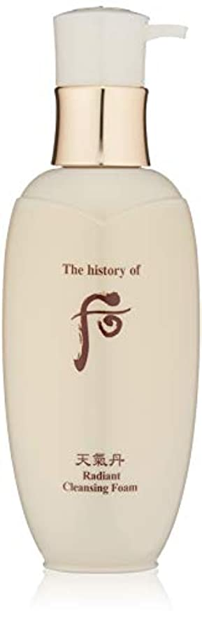 なだめる自宅で億后 (The History Of 后) Cheongidan Radiant Cleansing Foam 200ml/6.7oz並行輸入品