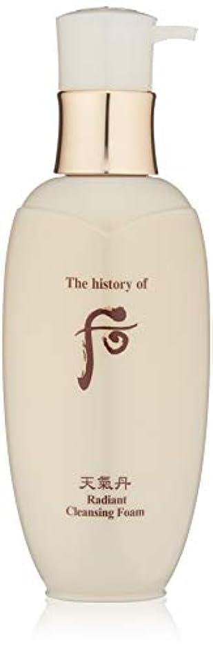 責めルーキーオーバーヘッド后 (The History Of 后) Cheongidan Radiant Cleansing Foam 200ml/6.7oz並行輸入品