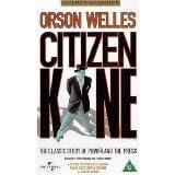 Citizen Kane [VHS] [Import]