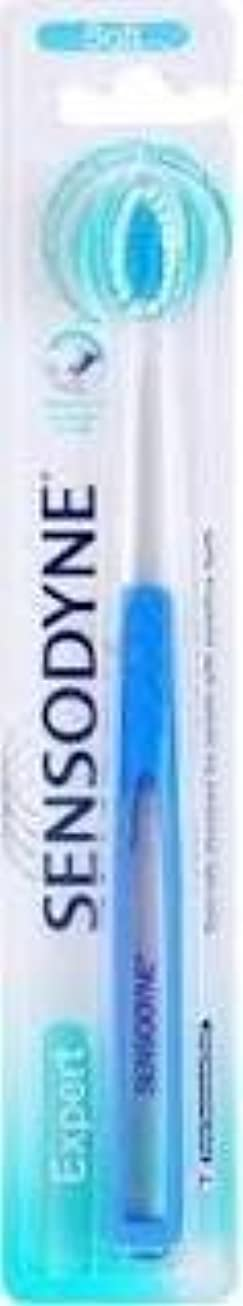 長さ無能ラジエーターSensodyne (シュミテクト) 柔らかい歯ブラシ 6個入り [並行輸入品] [海外直送品]