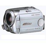 JVCケンウッド ビクター ハードディスクビデオカメラ Everio HDD20GB シルキーホワイト GZ-MG47-W