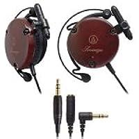 audio-technica W Series 密閉型オンイヤーヘッドホン 耳掛け式 ATH-EW9