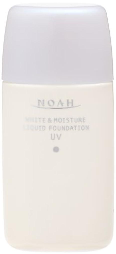 錆び換気する誤ってKOSE コーセー ノア ホワイト&モイスチュア リキッドファンデーション UV 11 (30ml)