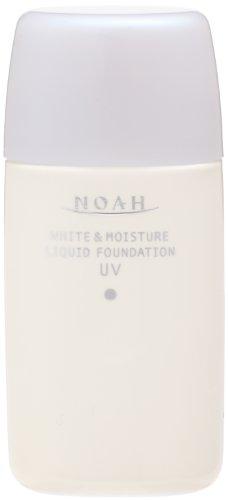 KOSE コーセー ノア ホワイト&モイスチュア リキッドファンデーション UV 11 (30ml)