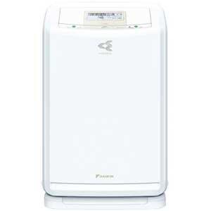 ダイキン(DAIKIN) 除加湿ストリーマ空気清浄機 クリアフォースZ ホワイト MCZ70T-W