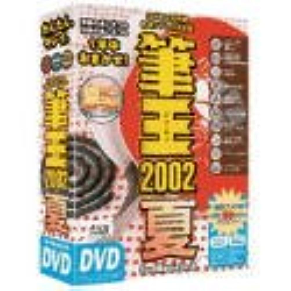 上に兄弟愛病気筆王 2002 夏 for Macintosh DVD-ROM版