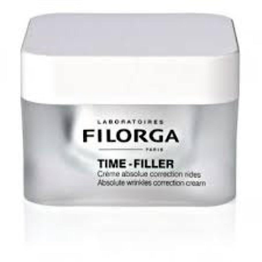 吸収剤学生有名人フィロルガ[FILORGA]タイム フィラー 50ML TIME FILLER 50ML [海外直送品] [並行輸入品]