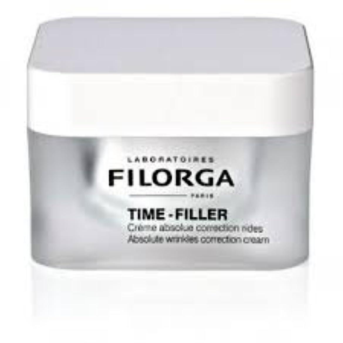 クリスチャンめまいが酸度フィロルガ[FILORGA]タイム フィラー 50ML TIME FILLER 50ML [海外直送品] [並行輸入品]