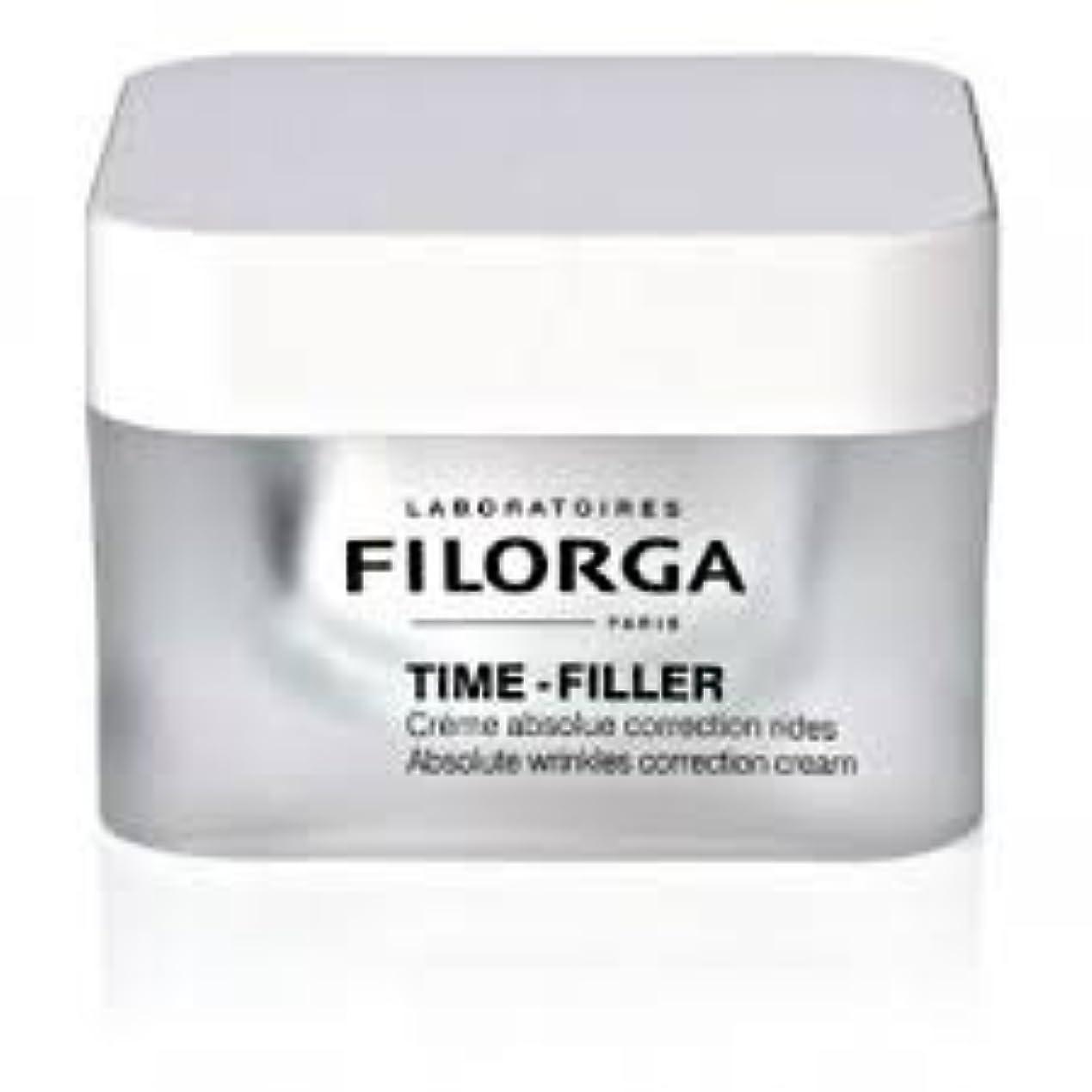 悔い改め改革驚いたフィロルガ[FILORGA]タイム フィラー 50ML TIME FILLER 50ML [海外直送品] [並行輸入品]