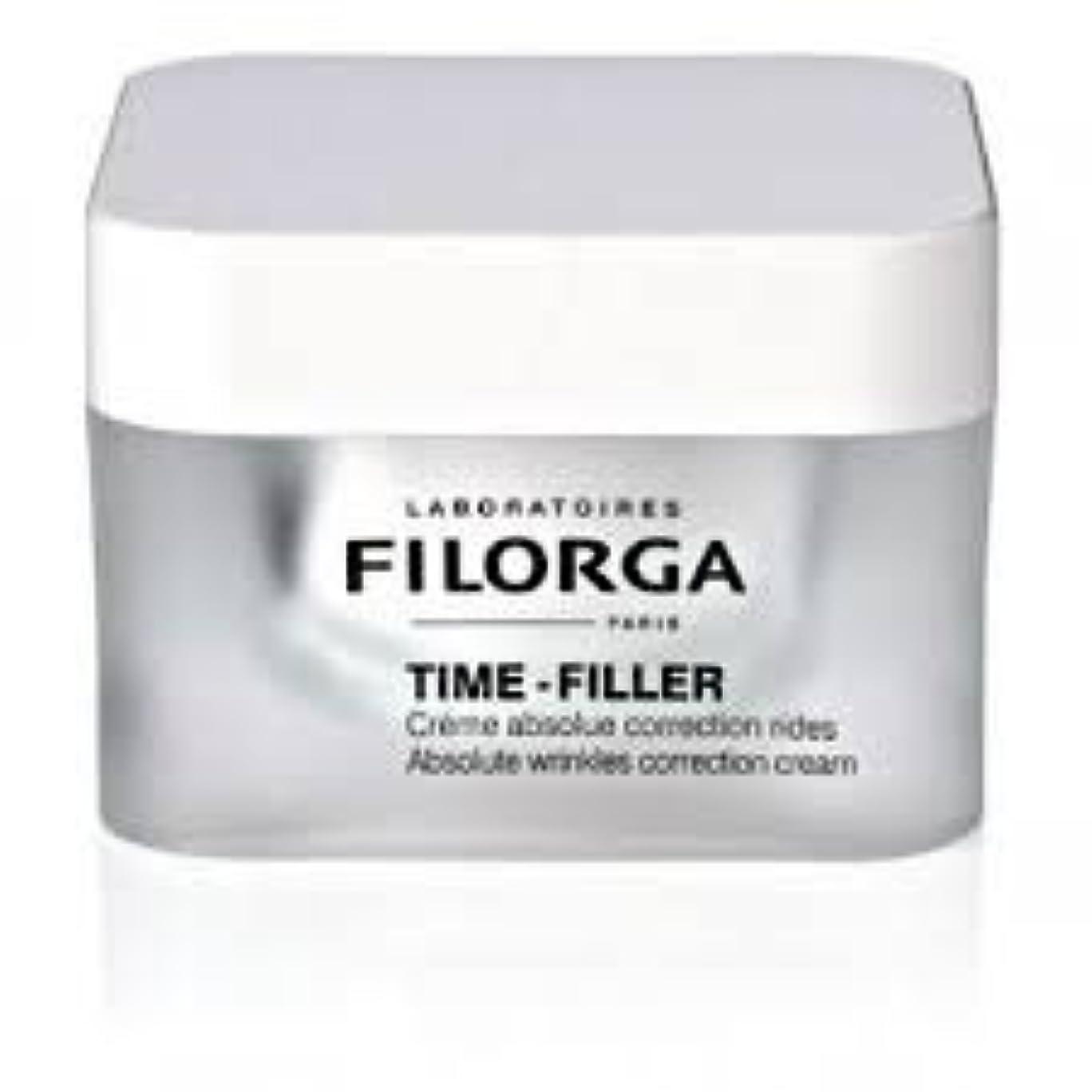 事前にドロー数学フィロルガ[FILORGA]タイム フィラー 50ML TIME FILLER 50ML [海外直送品] [並行輸入品]