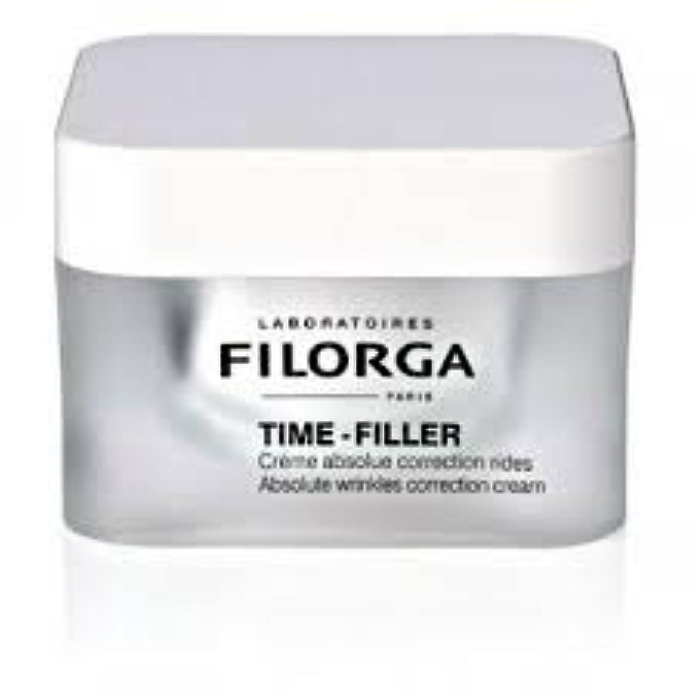 オープナー警官魚フィロルガ[FILORGA]タイム フィラー 50ML TIME FILLER 50ML [海外直送品] [並行輸入品]