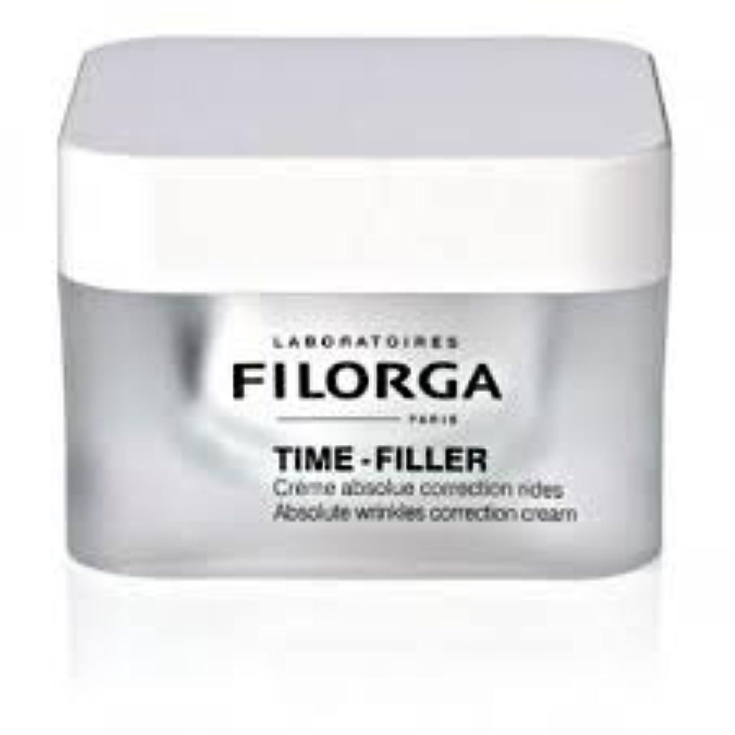 キャンセル定義するおもてなしフィロルガ[FILORGA]タイム フィラー 50ML TIME FILLER 50ML [海外直送品] [並行輸入品]