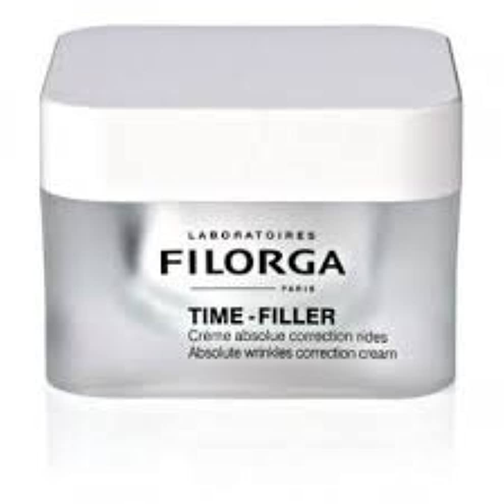 杭貼り直す踏みつけフィロルガ[FILORGA]タイム フィラー 50ML TIME FILLER 50ML [海外直送品] [並行輸入品]