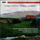 Orchestral Works By American Composers