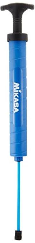 共和党罹患率聖域ミカサ ハンドポンプ ボール用エアーポンプ ダブルアクション ホース収納型