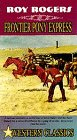 Frontier Pony Express [VHS] [Import]
