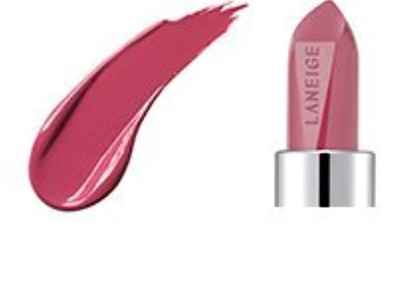 衣服幸運邪悪な[2017 Renewal] LANEIGE Silk Intense Lipstick 3.5g/ラネージュ シルク インテンス リップスティック 3.5g (#450 Velvet voyage) [並行輸入品]