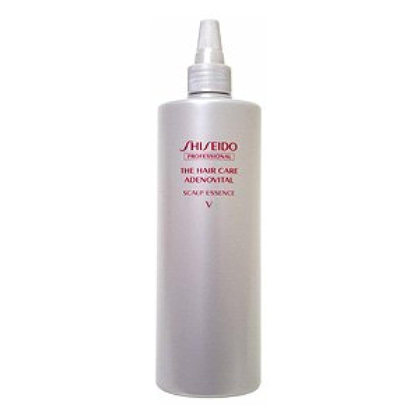 比率媒染剤整理する資生堂 プロフェッショナル アデノバイタル スカルプエッセンスV レフィル 480ml hs