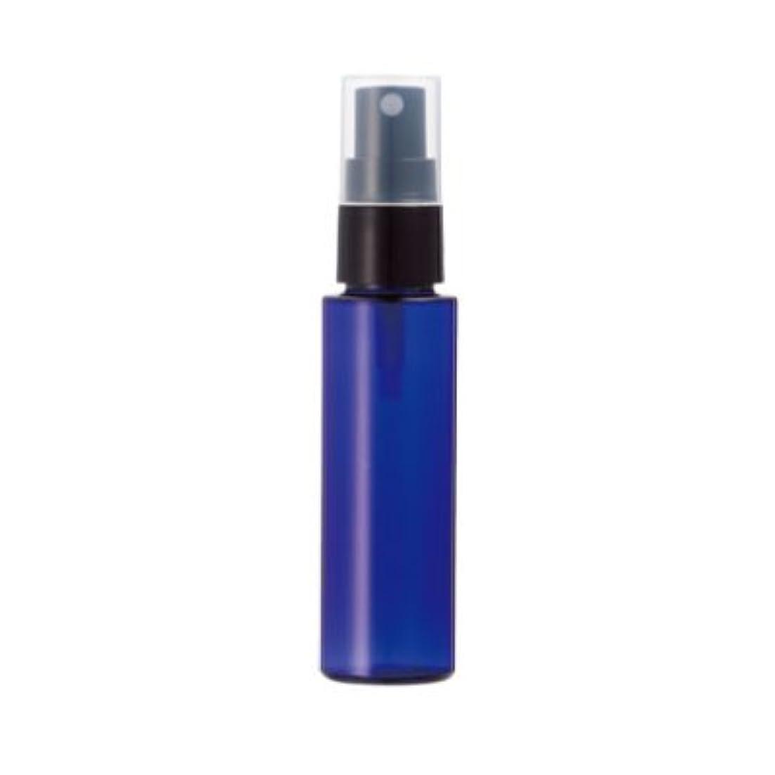 スクワイア割合厳密にNEW 青色PETスプレー容器 50ml