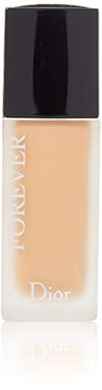 シャックル天才サンドイッチクリスチャンディオール Dior Forever 24H Wear High Perfection Foundation SPF 35 - # 4WP (Warm Peach) 30ml/1oz並行輸入品