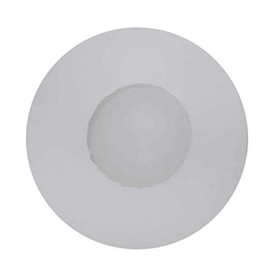 部分的にむさぼり食う落ちたDIY花瓶 アロマ キャンドル 手芸用品 シリコンモールド UVレジン ソフトモールド 6種選ぶ - スタイル4