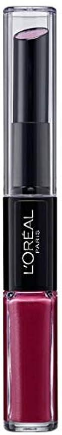 頭痛セラー熱望する色の絶対確実リップスティック24H 214ロレアルパリ