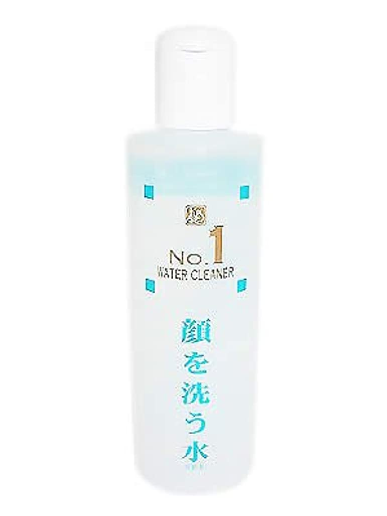 沿って予感等価顔を洗う水 No.1 ウォータークリーナー 洗顔化粧水 250ml