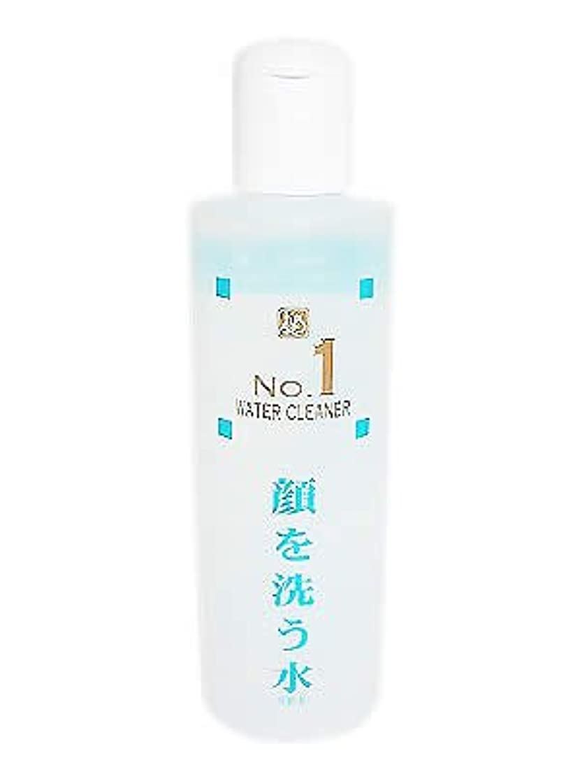なめらかサンダース伝記顔を洗う水 No.1 ウォータークリーナー 洗顔化粧水 250ml