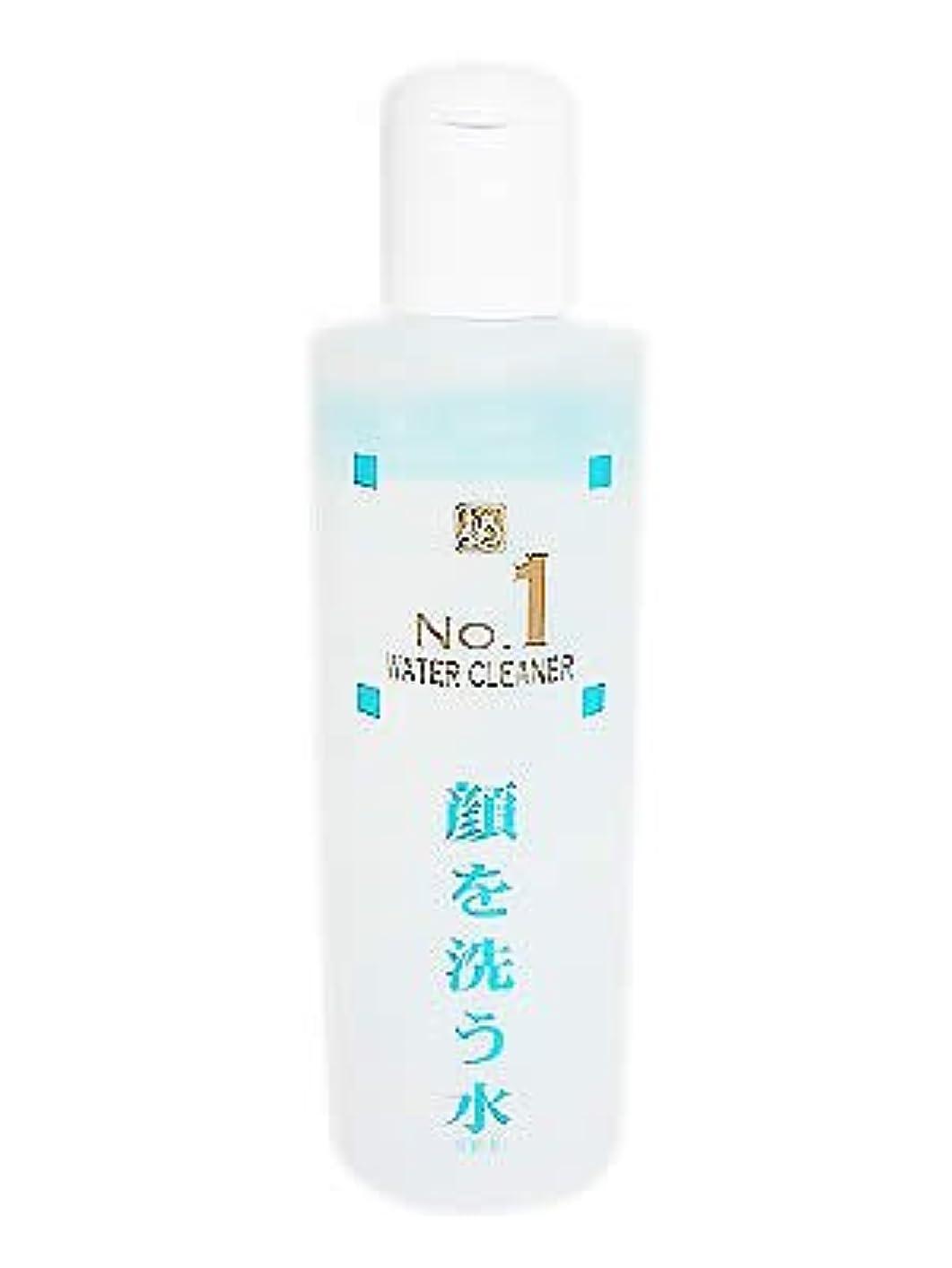 尾ドラフト思慮のない顔を洗う水 No.1 ウォータークリーナー 洗顔化粧水 250ml