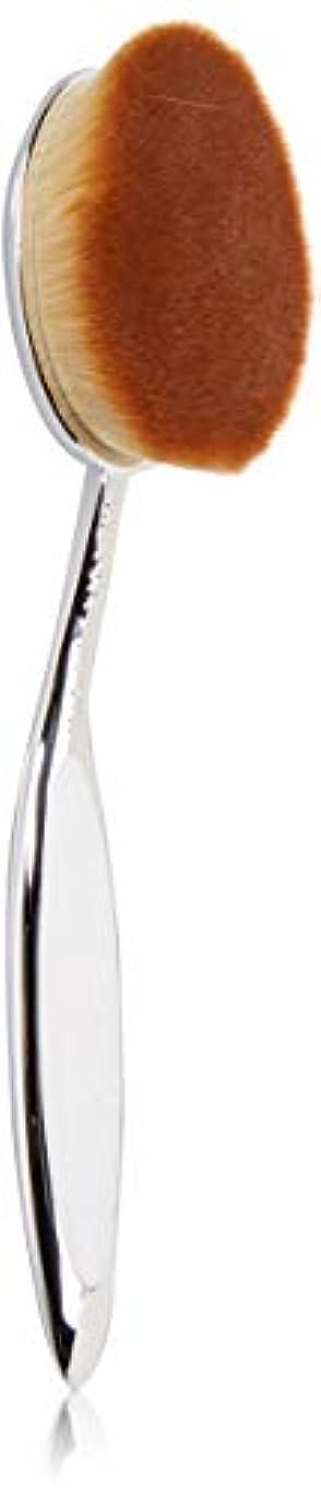 チャレンジ豆菊Artis Elite Collection Mirror Finish Oval 8 Brush アーティス メイクブラシ オーバル 8 ミラーフィニッシュ エリート コレクション