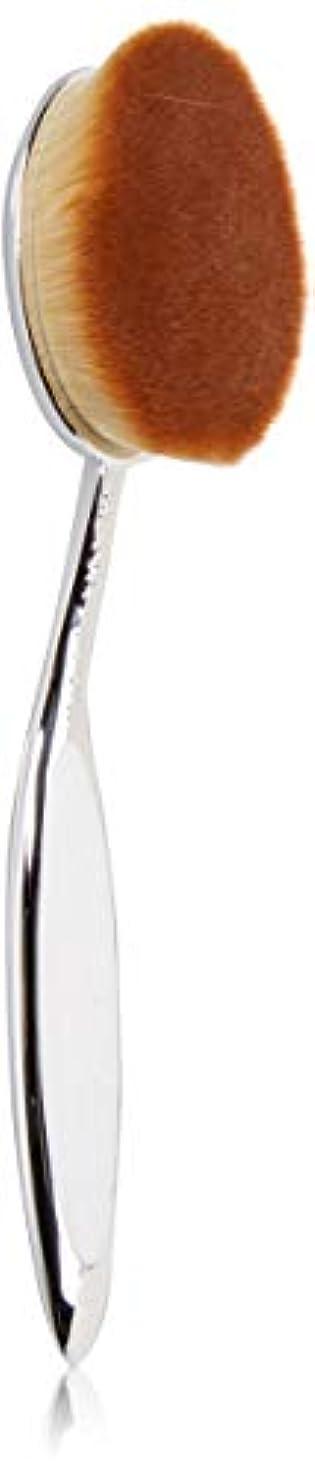 迫害たらいダイヤルArtis Elite Collection Mirror Finish Oval 8 Brush アーティス メイクブラシ オーバル 8 ミラーフィニッシュ エリート コレクション