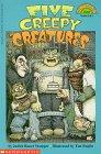 Five Creepy Creatures (HELLO READER LEVEL 4)