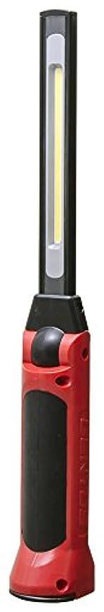 バッグとげワックスGENTOS(ジェントス) 作業灯 LED ワークライト USB充電式 【明るさ440ルーメン/実用点灯3時間/防塵】 ガンツ GZ-202 ANSI規格準拠