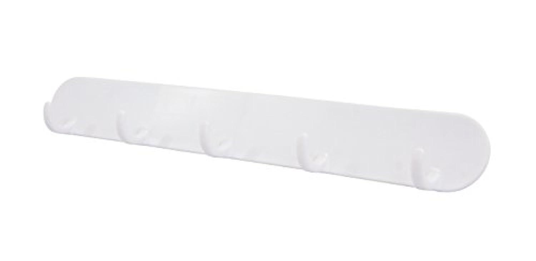 東和産業 バスフック ホワイト 約34×3.4×4.5cm