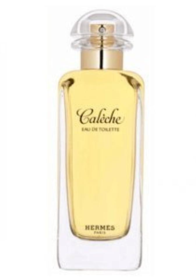 本質的ではない熟達仕事に行くCaleche (カレーシュ)3.3 oz (100ml) EDT Spray by Hermes for Women