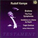 ケンペ指揮 ブラームス交響曲全集他の商品写真