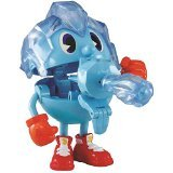 [パックマン]Pac-Man Ghost Grabbin 4 Action Figure, Ice Pac 38932 [並行輸入品]