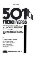 501 French Verbs (Barron's 501 French Verbs (W/CD))