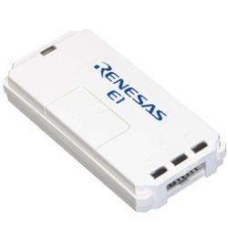 ルネサスエレクトロニクス オンチップデバッギングエミュレータ (E1エミュレータ) R0E000010KCE00