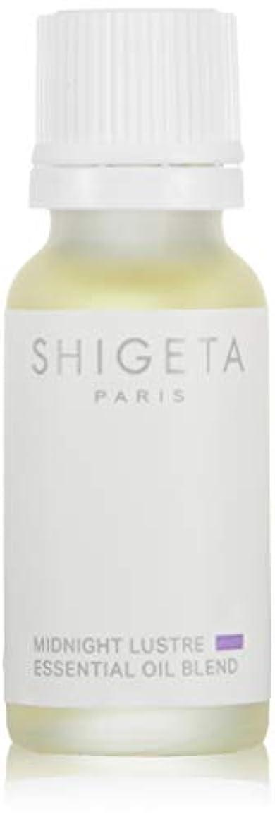 スキーインレイ要求SHIGETA(シゲタ) ミッドナイトラスター 15ml