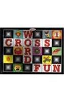 CROSS WORD FUN 1 [Paperback] EDITED