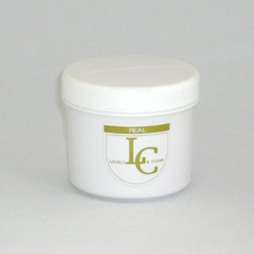 凝視法令症状リアル LCモイスチャースキンクリーム 250g