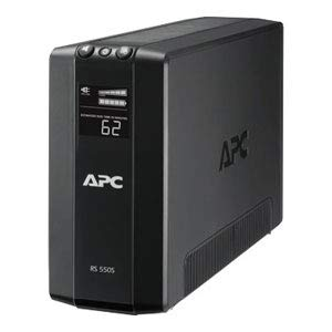 APC APC RS 550VA Sinewave Battery Backup 100V無停電電源装置(UPS) BR550S-JP