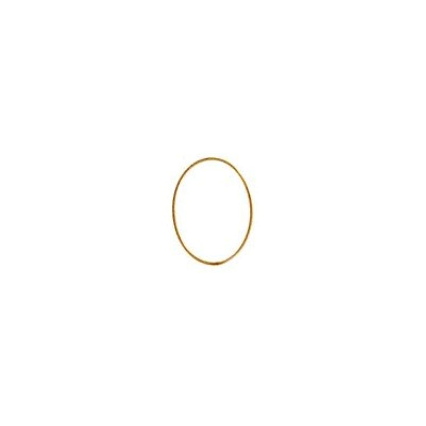アカデミーむき出し医薬品シャレドワミュゼ BLC ブローチ オーバル 7×5mm ゴールド 10p