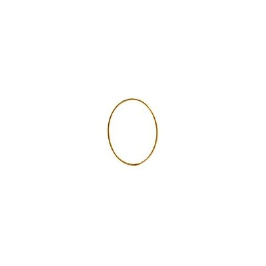 休暇スタジオ東ティモールシャレドワミュゼ BLC ブローチ オーバル 7×5mm ゴールド 10p