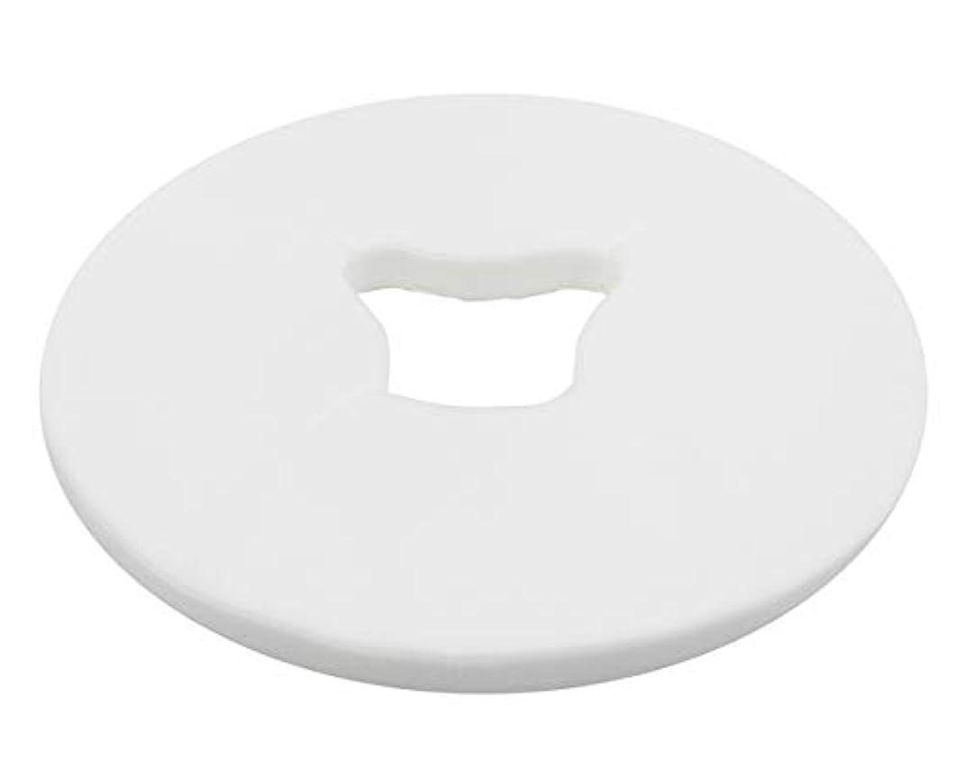 老朽化した補償蒸気ピローカバー 枕カバー フェイスシート 使い捨て (100枚入)28*29.5cm【選べる2色!】(ホワイト)