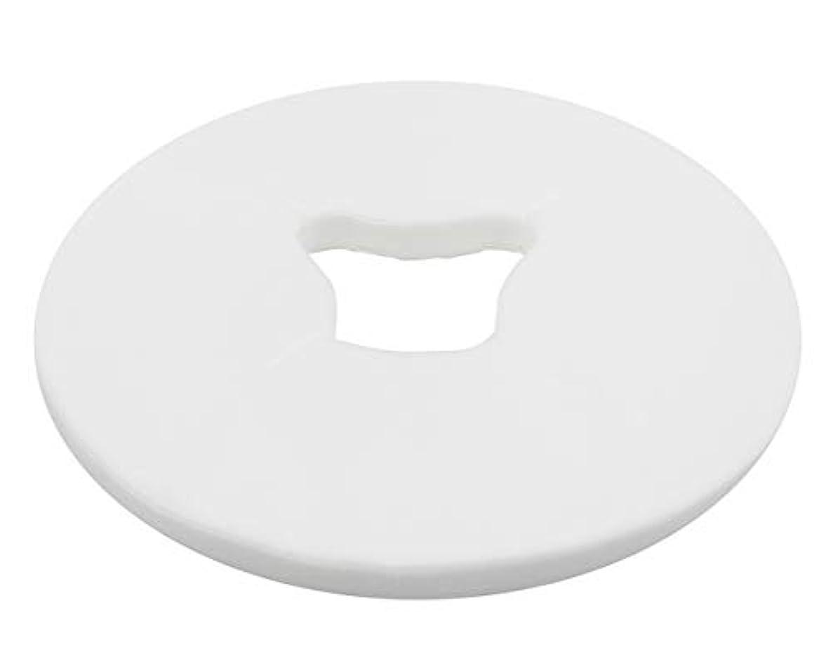 華氏中庭革命的ピローカバー 枕カバー フェイスシート 使い捨て (100枚入)28*29.5cm【選べる2色!】(ホワイト)