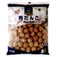 肉だんご 1kg 【冷凍】/ホレカセレクト(1袋)
